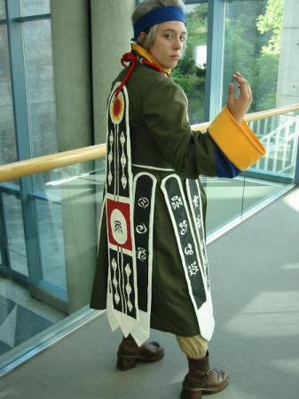 Baralai from Final Fantasy X-2 worn by Kokuu