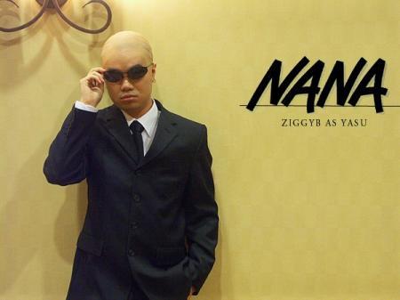 Yasu Takagi from NANA