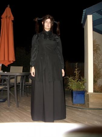 Robin Sena from Witch Hunter Robin