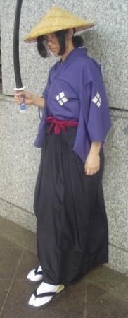 Jin from Samurai Champloo