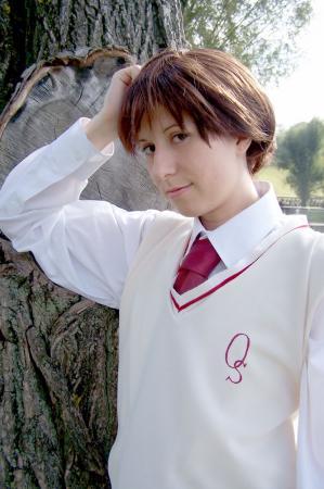 Mizuki Ashiya from Hana kimi