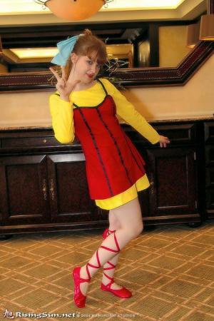 Riho Yamazaki from Nightwalker worn by Lolita Minako