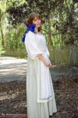 Medieval Maiden from Original:  Historical / Renaissance worn by Lolita Minako