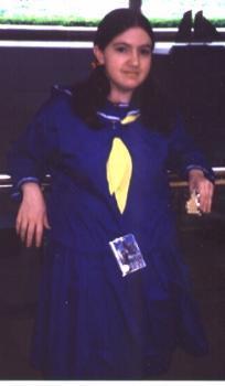 Keiko Yukimura from Yu Yu Hakusho
