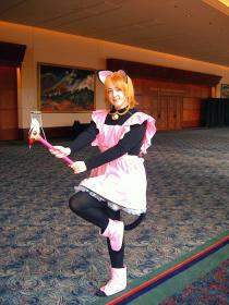 Sakura Kinomoto from Card Captor Sakura worn by Miss Michiru