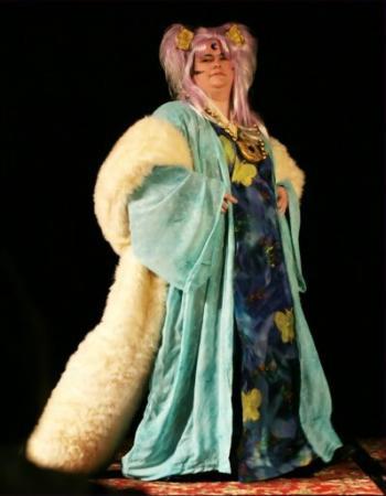 Sesshoumaru's mother from Inuyasha