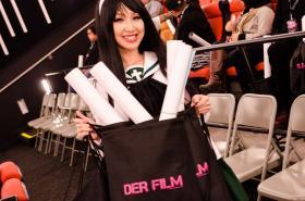 Mako Reizei from Girls und Panzer worn by Phoenix