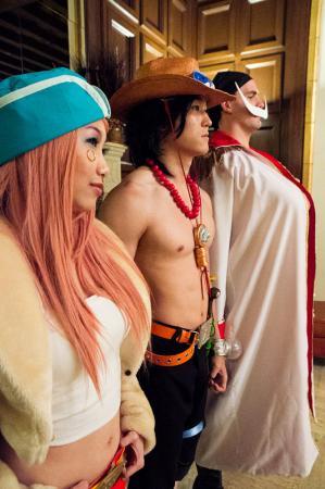 Jewelry Bonney from One Piece worn by Phoenix