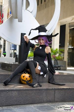 Blair from Soul Eater worn by Cosplay Kitten
