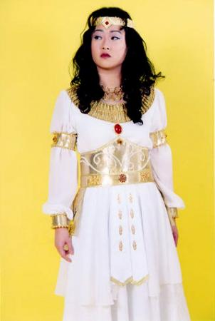Aida from Takarazuka: Aida worn by Aria