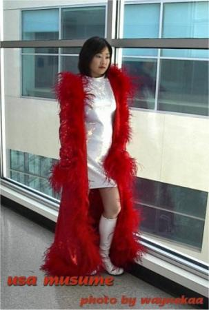 Mari Yaguchi from Morning Musume worn by Aria