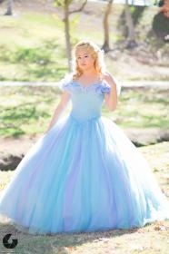 Cinderella from Cinderella worn by Aria