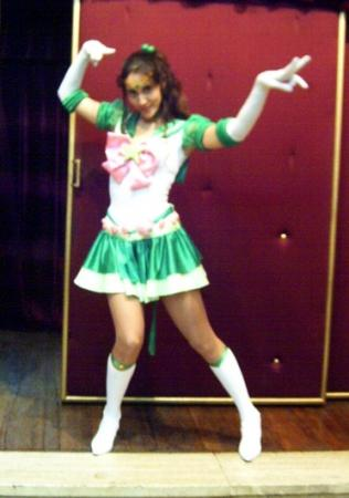 Eternal Sailor Jupiter from Sailor Moon Sailor Stars