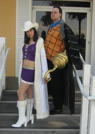 Nico Robin from One Piece worn by Portable Pies