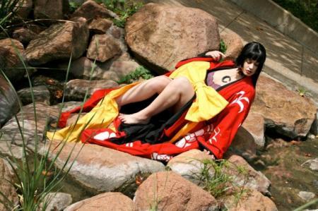 Yuuko Ichihara from xxxHoLic worn by Kagzilla