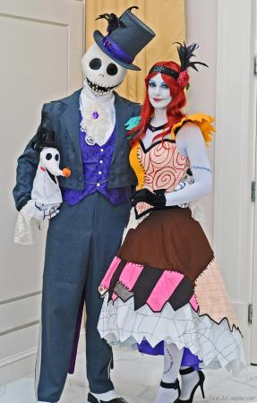 Sally from Nightmare Before Christmas worn by Fire Lily