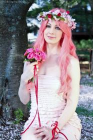 Megurine Luka from Vocaloid 2 worn by Fire Lily