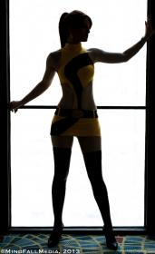 Laurie Juspeczyk  / Silk Spectre II from Watchmen, The worn by Fire Lily