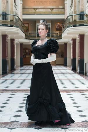 1893 Dress from Original:  Historical / Renaissance