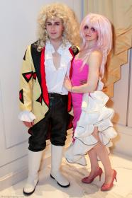 Jem from Jem and the Holograms worn by Fire Lily