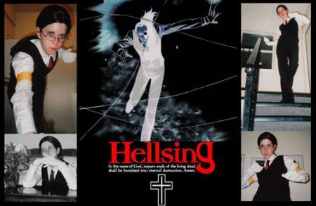 Walter Dornez from Hellsing
