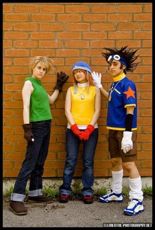 Matt / Yamato Ishida from Digimon Adventure