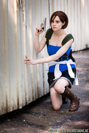 Jill Valentine from Resident Evil 3: Nemesis worn by Stray Wind