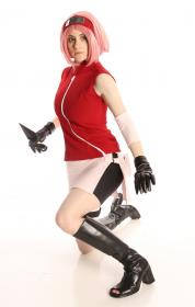 Sakura Haruno from Naruto Shippūden worn by Stray Wind
