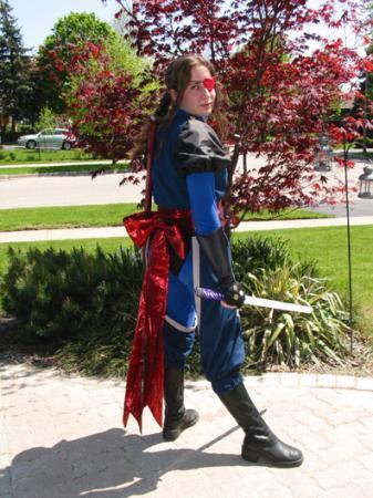 Jubei Yagyu from Jubei-chan the Ninja Girl