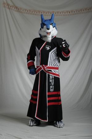 Doggy Kruger from Tokusou Sentai Dekaranger