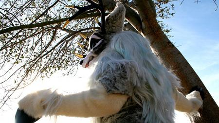 White Stag from Original Design worn by furtech
