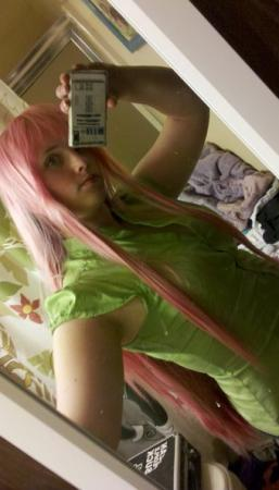 Megurine Luka from Vocaloid 2 worn by Kuroki