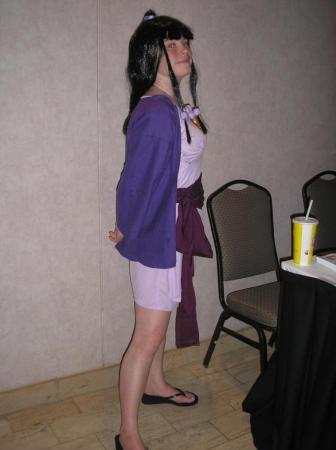 Maya Fey from Phoenix Wright: Ace Attorney