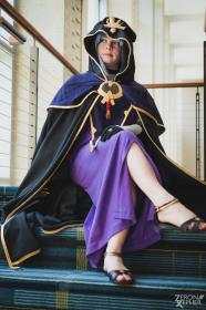 Caster from Fate/Stay Night worn by Zip