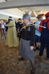 Protagonist from Persona 4