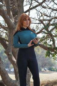 Dr. Beverly Crusher from Star Trek: The Next Generation