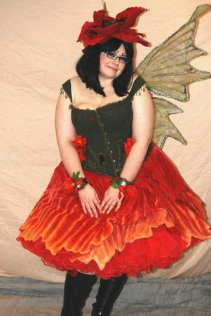 Poppy Faerie from Original:  Fantasy