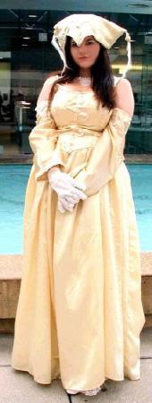 Leona Etlin Re Elcritian from Magna Carta: Phantom of Avalanche