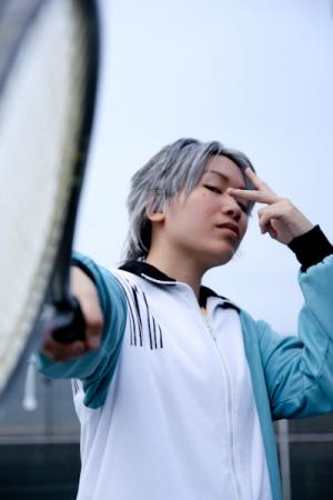 Keigo Atobe from Prince of Tennis worn by TK the Tiger