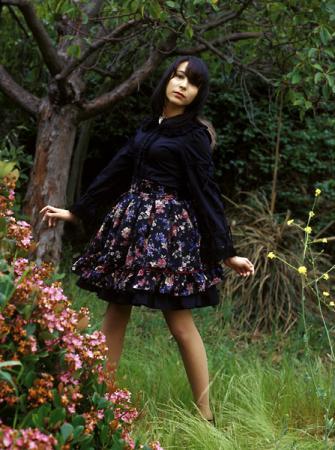 Victorian Maiden from Original: Gothic Lolita / EGL / EGA