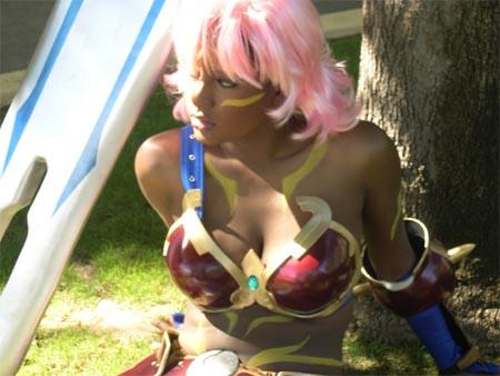 Black Rose from .hack//INFECTION
