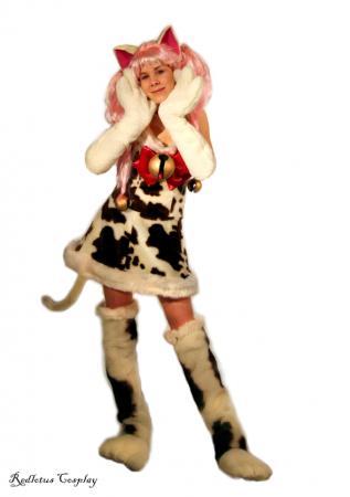 Ichigo from C.A.T. Cyber Attack Team worn by Redlotus