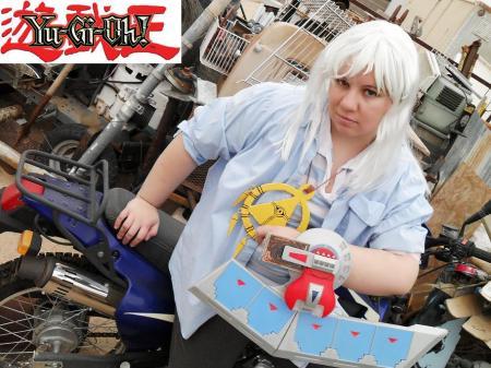 Ryo Bakura from Yu-Gi-Oh! Duel Monsters