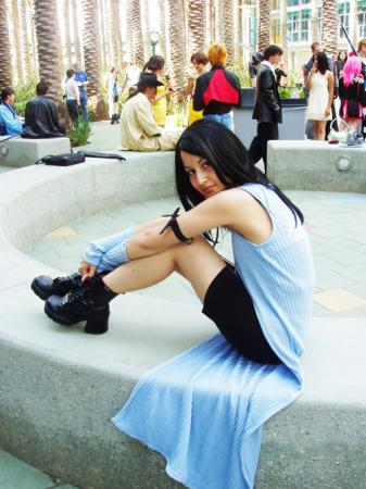 Rinoa Heartilly from Final Fantasy VIII worn by Candelaria
