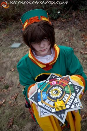 Syaoran Li from Card Captor Sakura worn by Valdrein