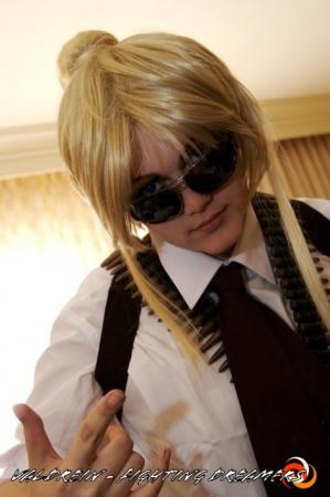 Mr. K from Gravitation worn by Valdrein