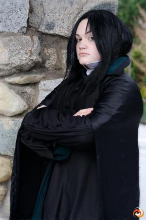Severus Snape from Harry Potter worn by Valdrein