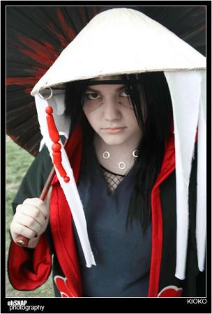 Itachi Uchiha from Naruto worn by Valdrein