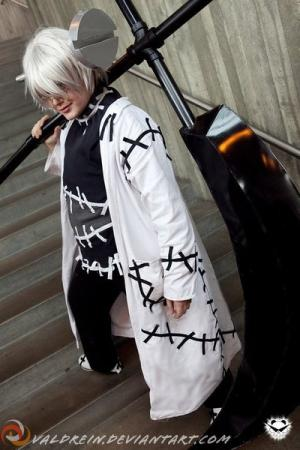 Dr. Frankenstein from Soul Eater worn by Valdrein