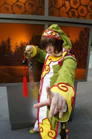 Syaoran from Tsubasa: Reservoir Chronicle worn by Valdrein